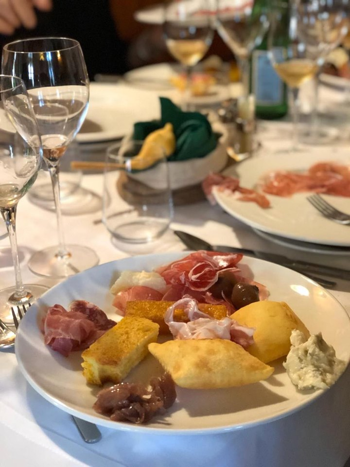 piatto antipasti
